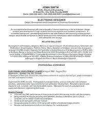 Design Engineer Resume Mechanical Design Engineer Resume Sample