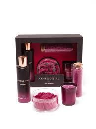 Bath Gift Sets Ann Summers Womens Aphrodisiac Bath Gift Set Gel Enhance