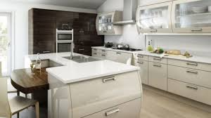 white contemporary kitchen cabinets gloss kitchen cabinets warm colors for a cozy atmosphere