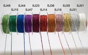 metallic ribbon may arts metallic string ribbon 5 yard bundle the st simply