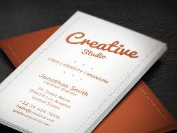 Studio Visiting Card Design Psd 55 Best Psd Business Card Templates Designbump