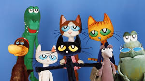 pete the cat coming to center for puppetry arts april 4 may 28
