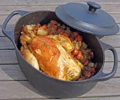 cuisine en cocotte en fonte cocotte en fonte ovale 4 litres