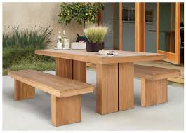 kayu teak dining table teak exterior and modern