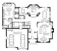 residential floor plans and elevations baby nursery modern house layout plans modern home floor plan