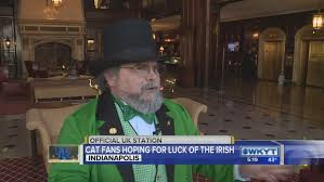 uk fans to celebrate st s day while cheering on cats in