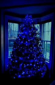 christmas fantastic blue christmas lights led with white