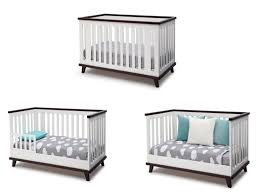 3 In 1 Convertible Cribs by Espresso Spindle Crib Creative Ideas Of Baby Cribs