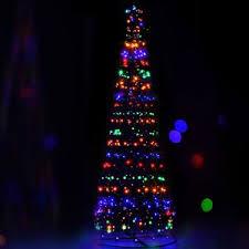 crazy christmas tree lights oz crazy mall led christmas tree 3 6m