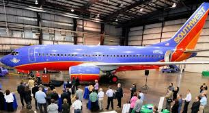 Southwest Airlines Interior Enhancing Southwest Airlines Into A Greener Fleet Green Work Today
