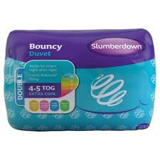 4 Tog Double Duvet Buy Slumberdown Double Duvet 4 5 Tog Bouncy From Our Double
