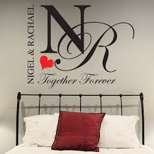 Bedroom Wall Art Pueblosinfronterasus - Design your own wall art stickers