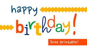 birthday cards free happy birthday card free printable how do the jones do it