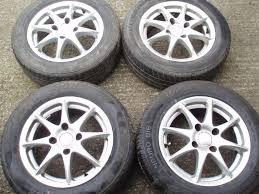 peugeot citroen set alloy wheels tsw 14