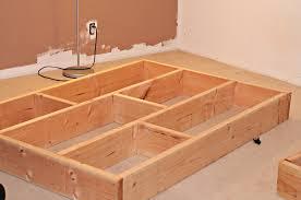 Bed Bases Build Your Own U201cplatform Bed U0026 More U201d Mariela Campbell Photography