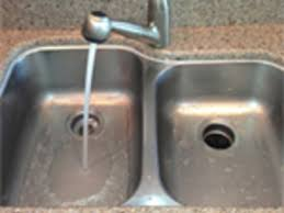 How To Unclog A Kitchen Sink 70 Both Sinks Clogged Garbage Disposal How To Clear A Clogged