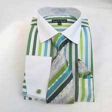 collection of mens striped shirts with white collar cuffs best