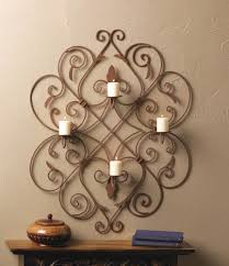 Brown Wall Sconces Grandiose Gold Finished Art Candle Sconces As Luxury Wall Candle