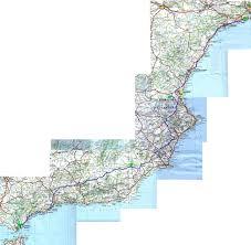Benidorm Spain Map by Casablanca Morocco To Home