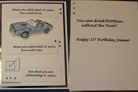21 birthday card design 21st birthday cards