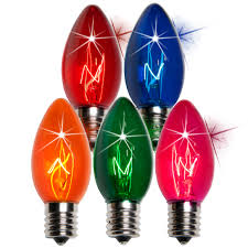 c9 light bulb c9 twinkle multicolor light bulbs