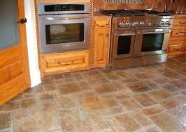 kitchen tile floor ideas tile kitchen floor dos for decorating with black tile