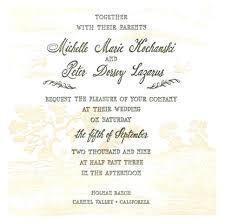 wedding announcements wording luxury wedding invitations in for black white tile wedding