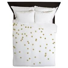 Gold Polka Dot Bedding White And Gold Bedding Buy Online Lustrous Gold Color Changing