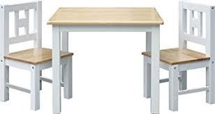 table chambre enfant ib style meubles enfants luca 3 combinaisons set 1 table et