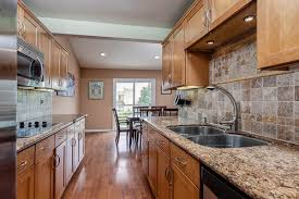 most popular layouts galley style kitchen design home decor help