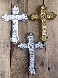 Crosses Home Decor Set Of 3 Decorative Crosses Wall Cross Christian Home