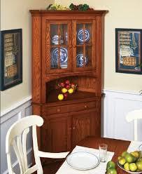 corner hutch cabinet best home design ideas
