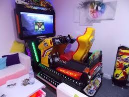 4d sky trooper shooting game arcade machine pinball simulator