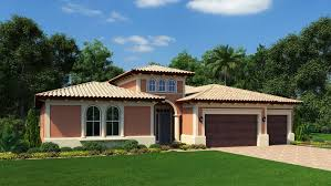 Luxury Ranch House Plans For Entertaining Estancia At Wiregrass Matera New Homes In Wesley Chapel Fl