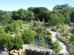 Botanical Gardens Dallas by Mkw Landscape Architecture Site Planning Urban Design