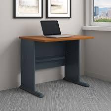 Beech Computer Desk by Bush Business Furniture A Expandable Corner Computer Desk Hayneedle