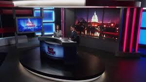 tv studio desk scandal u0027 updates oval gets new title card for final season