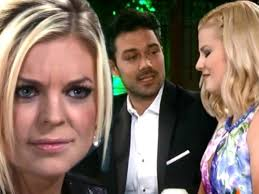 maxies short hair general hospital general hospital spoilers nathan and maxie s marriage explodes