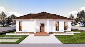 Modern One Story House Plans Single Floor House Designs Single Story House Extension Plans