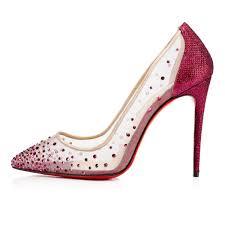 women shoes follies strass christian louboutin europe