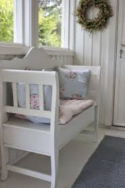 Shabby Chic Cushions Uk by 55 Best Shabby Chic Bench Images On Pinterest Live Cottage