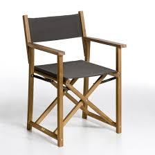 chaise metteur en sc ne b b fauteuil metteur en scène alfred am pm la redoute