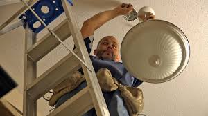 How To Change A Light Fixture How To Change A Stairwell Light Fixture Safely And Easily Youtube