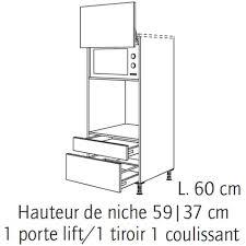 meuble de cuisine pour four et micro onde colonne de cuisine pour four et micro onde 1 meuble cuisine