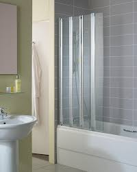 standard new connect 4 panel folding bath screen ideal standard new connect 4 panel folding bath screen