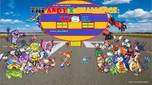 Challenge Wiki The Andy X Challenge Usa Season 3 The Andy X Challenge Wiki
