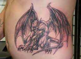 16 gargoyle tattoo art images gallery