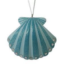 scallop shells ornaments scallop shell ornament