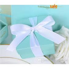 wedding candy boxes wholesale 2018 wholesale new blue wedding candy box wedding favor