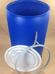 what size and style plastic drums do you sell yankee containers